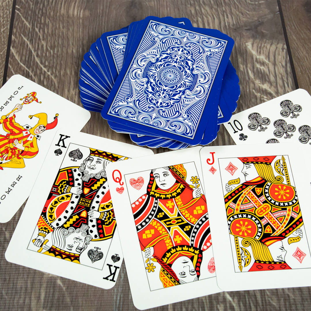 Custom Tarot Playing Cards